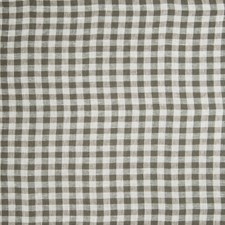Mocha Check Drapery and Upholstery Fabric by Fabricut