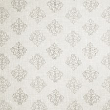 Black Print Pattern Drapery and Upholstery Fabric by Fabricut