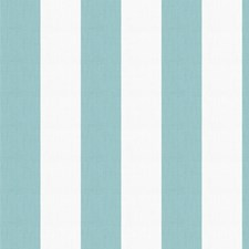 Aquamarine Stripes Drapery and Upholstery Fabric by Fabricut