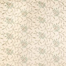 Lagoon Embroidery Drapery and Upholstery Fabric by Fabricut