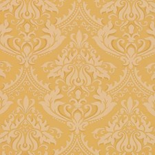 Cornsilk Damask Drapery and Upholstery Fabric by Vervain