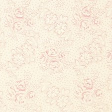 Ballerina Floral Drapery and Upholstery Fabric by Vervain