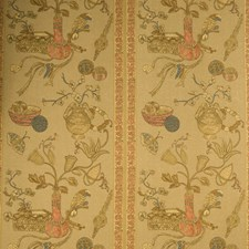 Khaki Global Drapery and Upholstery Fabric by Vervain