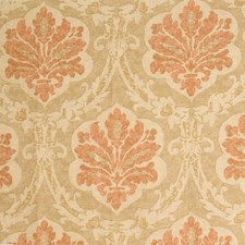 Pottery Print Pattern Drapery and Upholstery Fabric by Vervain