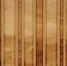 Brandy Stripes Drapery and Upholstery Fabric by Vervain