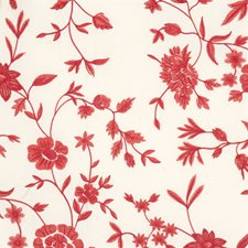 Valentine Embroidery Drapery and Upholstery Fabric by Vervain