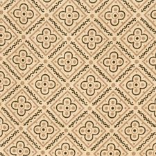 Mink Print Pattern Drapery and Upholstery Fabric by Vervain