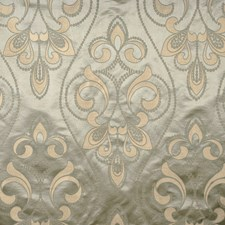 Aquaglace Jacquard Pattern Drapery and Upholstery Fabric by Vervain