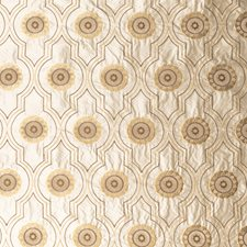 Goldust Embroidery Drapery and Upholstery Fabric by Vervain