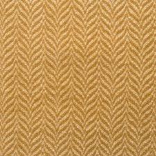 Oak Buff Herringbone Drapery and Upholstery Fabric by Vervain