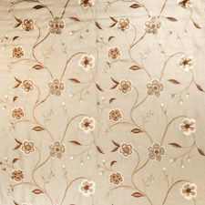 Celadon Embroidery Drapery and Upholstery Fabric by Stroheim