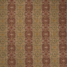 Mediterranean Spice Global Drapery and Upholstery Fabric by Stroheim