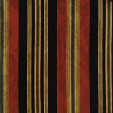 Jewel Stripes Drapery and Upholstery Fabric by Trend