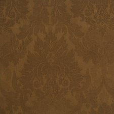 Brownie Damask Drapery and Upholstery Fabric by Trend