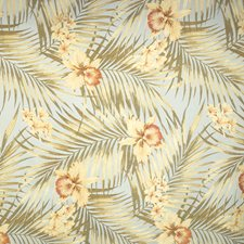 Patina Floral Drapery and Upholstery Fabric by Trend