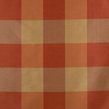 Pottery Check Drapery and Upholstery Fabric by Trend