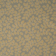 Mist Leaves Drapery and Upholstery Fabric by Trend