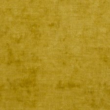 Vintage Citrine Solid Drapery and Upholstery Fabric by S. Harris
