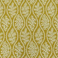 Citron Drapery and Upholstery Fabric by B. Berger