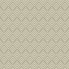 Birch Geometric Drapery and Upholstery Fabric by Stroheim