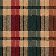 Tartan Drapery and Upholstery Fabric by Robert Allen /Duralee