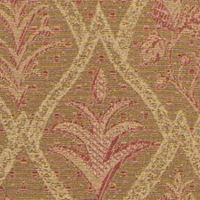 Vintage Drapery and Upholstery Fabric by Robert Allen