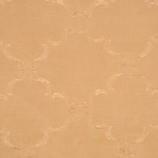 Brshd Gold Drapery and Upholstery Fabric by RM Coco