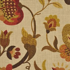 Foliage Drapery and Upholstery Fabric by RM Coco