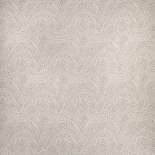 Aqua Stone Paisley Drapery and Upholstery Fabric by Fabricut