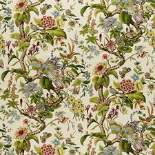 Document Drapery and Upholstery Fabric by Schumacher