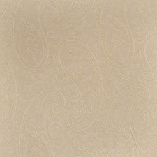 Parchment Paisley Drapery and Upholstery Fabric by Fabricut