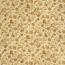 Maplesugar Floral Drapery and Upholstery Fabric by Fabricut