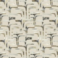 Mineral Grey Embroidery Drapery and Upholstery Fabric by S. Harris