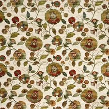 Meadow Floral Drapery and Upholstery Fabric by Fabricut