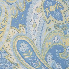 Cornflower Drapery and Upholstery Fabric by RM Coco