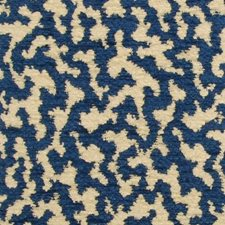 Indigo All Over Drapery and Upholstery Fabric by Duralee