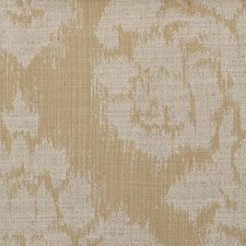 Tan Damask Drapery and Upholstery Fabric by Duralee