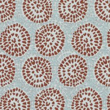 Coral Chenille Drapery and Upholstery Fabric by Duralee