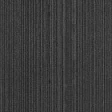 Charcoal Strie Drapery and Upholstery Fabric by Duralee