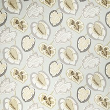 Celadon Leaves Drapery and Upholstery Fabric by Fabricut