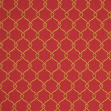 Coral Drapery and Upholstery Fabric by RM Coco