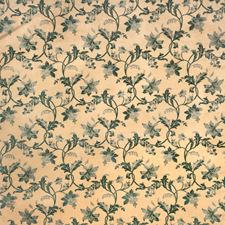 Mist Floral Drapery and Upholstery Fabric by Fabricut