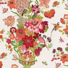 Summer Drapery and Upholstery Fabric by Schumacher