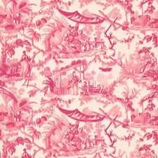 Peony Drapery and Upholstery Fabric by Schumacher