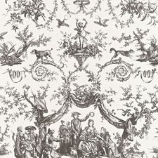 Grisaille Drapery and Upholstery Fabric by Schumacher