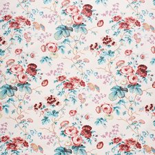 Rose Drapery and Upholstery Fabric by Schumacher