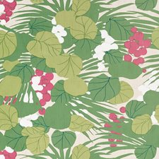 Tropical Drapery and Upholstery Fabric by Schumacher