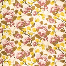 Dusk Floral Drapery and Upholstery Fabric by Fabricut