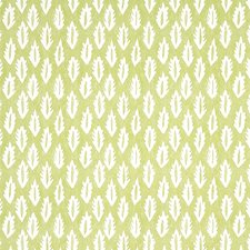 Grass Green Drapery and Upholstery Fabric by Schumacher