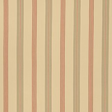 Rose Stripes Drapery and Upholstery Fabric by Fabricut